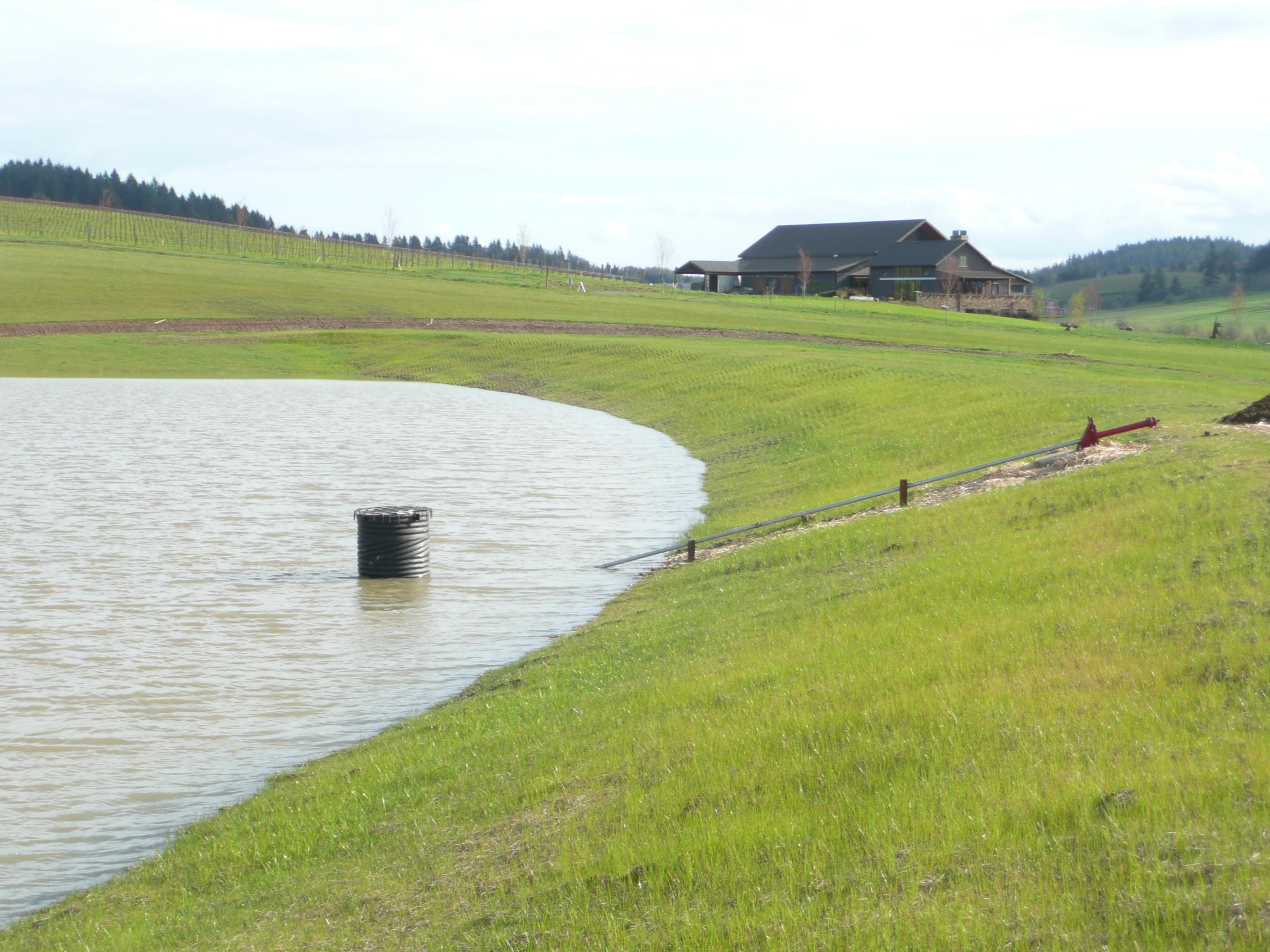 Reservoir filling